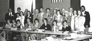 1973 Council Student Officer Night